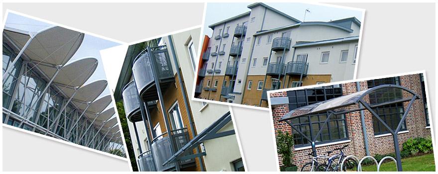 Architectural Metalwork Slide 1