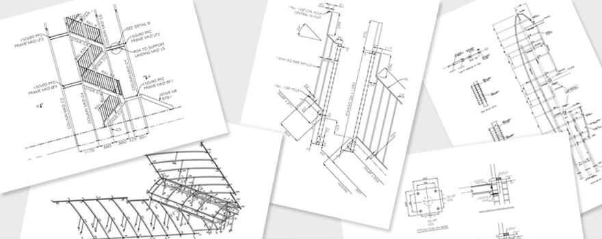 Trident Structural Ltd - Detailing